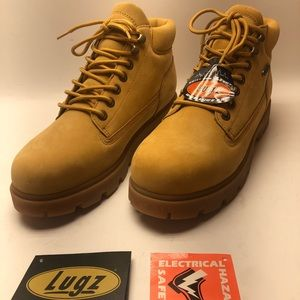 NWT LUGZ Electrical Safety Boots